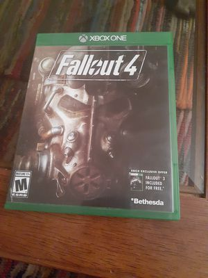 Fallout 4 for Sale in Beaver Falls, PA