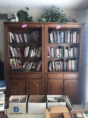 I have a great pair of book shelf's for $60 each for Sale in Orange, CA