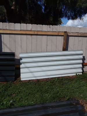 """Exposy coated 3'6"""" × 8ft Industrial grade sheetmetal side panels for Sale in Chula Vista, CA"""