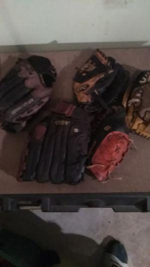 Baseball gloves for Sale in Fairburn, GA