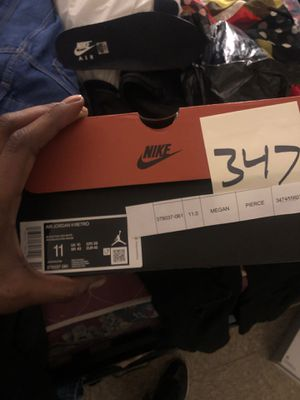 Jordan Bred 11s SIZE 11 released 12/14/2019 I have receipt of purchase for Sale in Staten Island, NY