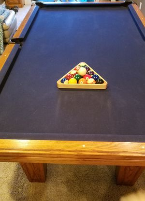 Beautiful Olhausen Pool Table for Sale in Seattle, WA