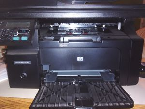 Hp printer laserjet m1212nf mfp. for Sale in Lubbock, TX