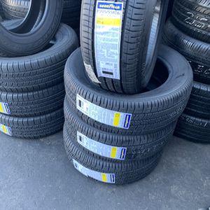 Set New Goodyear 205/55/16 $350 for Sale in Glendora, CA