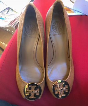 7/7.5 Tory Burch wedges for Sale in Austin, TX
