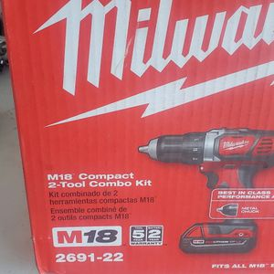 Milwaukee Drills Set for Sale in Lakeside, CA
