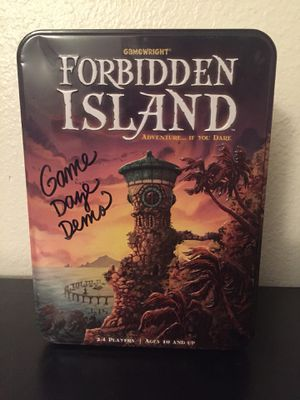 Forbidden Island Game (Missing One Piece) for Sale in Tempe, AZ