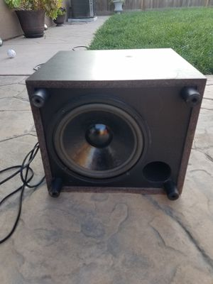 Sub woofer for Sale in San Jose, CA