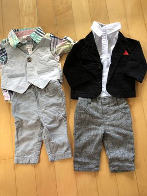 Lot of two Baby Boy 3 piece outfits for Sale in FL, US