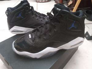 Jordan size 9 b loyal. Black. Bought online and still bit big. Brand new. Just got in mail 2 days ago. Paid 145. Asking 120. for Sale in Tarpon Springs, FL