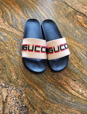 Gucci flip flop sandals exclusive for Sale in Elk Grove, CA