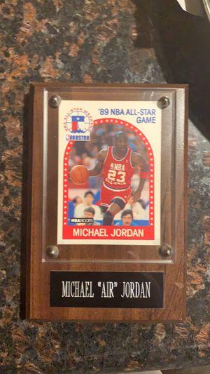 Micheal Jordan Basketball Card for Sale in Fort Lauderdale, FL