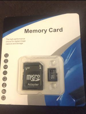 256 gb SD CARD $20 for Sale in Cypress, CA