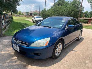 2006 Honda Accord Cpe for Sale in Katy, TX
