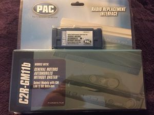 GM Double Din Stereo Kit & Radio Replacement Interface for Sale in Federal Way, WA
