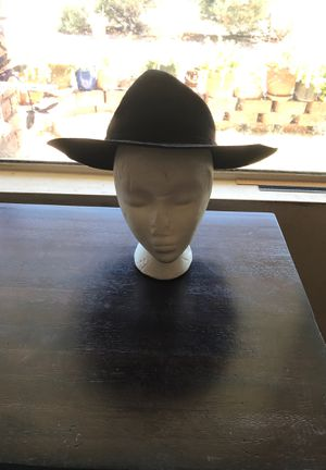 Wool black hat : use , costumes, Halloween, or ? for Sale in Phoenix, AZ