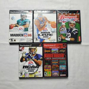 PS2 Games for Sale in San Diego, CA