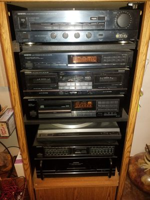 Onkyo Full Stereo System for Sale in Cleveland, OH