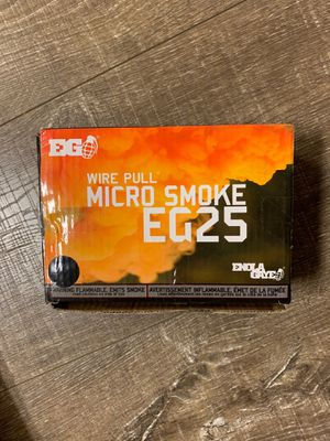 Micro Smoke bomb wire pull for Sale in Fremont, CA