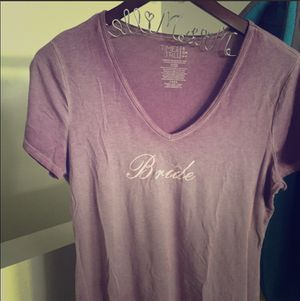 Bride purple shirt for Sale in Cleveland, OH