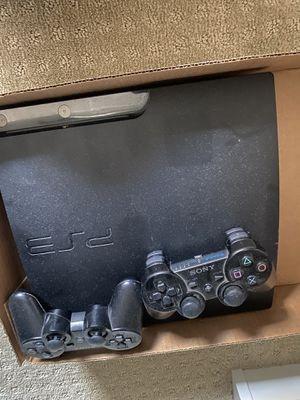 PS3 with some games for Sale in Gresham, OR