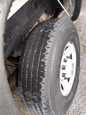 Rin and tire Chevy Silverado 2500 for Sale in Miami, FL