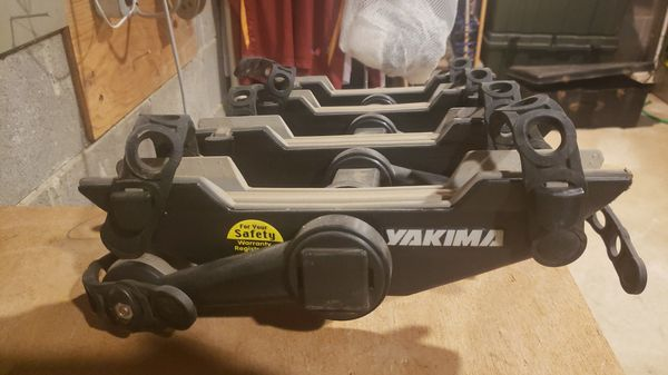 Yakima 4 bike carrier