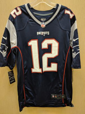 NEW Tom Brady New England Patriots On field Jersey for Sale in Hawthorne, CA