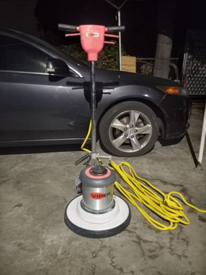 "VIPER Venom 17"" Floor polisher scrubber 120 volts for Sale in Commerce, CA"