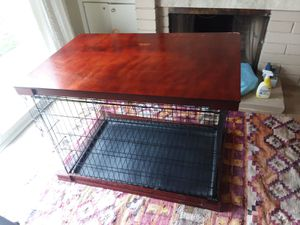 """Dog Crate/*STOLEN BY """"BINX"""" BEWARE* for Sale in Long Beach, CA"""