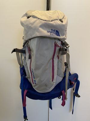 The North Face Terra 55l women's backpack for Sale in San Diego, CA