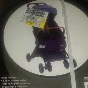 MonBebe Cube Compact Stroller, Boho for Sale in Columbus, OH