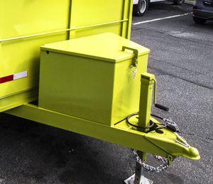 Dump Trailer storage box for Sale in Anaheim, CA