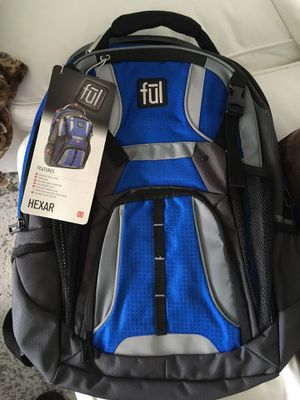 "Brand New Ful 17""laptop backpack for Sale in Boca Raton, FL"