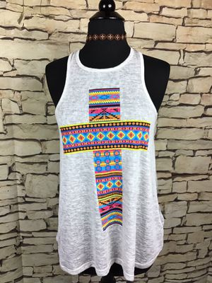 Tank top cross sz Small for Sale in Sacramento, CA