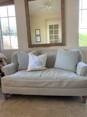 Wingback Loveseat Sofa for Sale in Palm Desert, CA