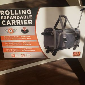 Brand New Rolling EXPSNDABLE carrier for Sale in Garden Grove, CA
