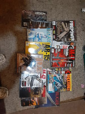 Magazines. 20 dollars for all. for Sale in Portland, OR
