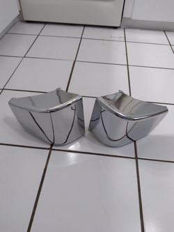Honda Shadow Chrome Side Covers for Sale in Clearwater,  FL