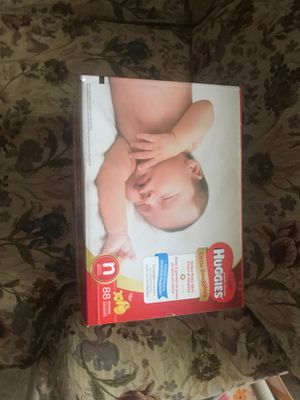 Newborn diapers for Sale in Newark, OH