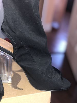 Charlotte Russe Heel Boots. for Sale in Richmond, CA