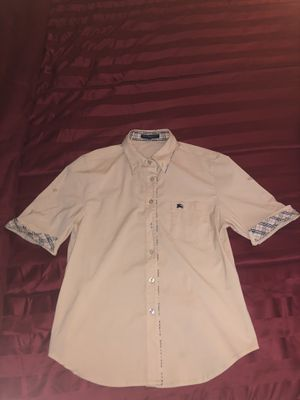Burberry Shirt Size Large for Sale in Beaverton, OR