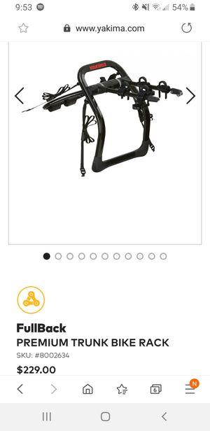 Yakima Fullback 2 Bike Rack for Sale in Seattle, WA