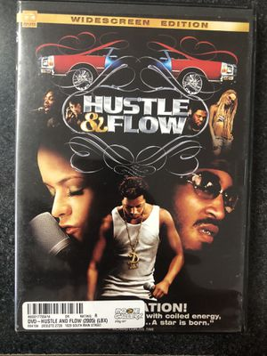 Hustle and Flow DVD - used for Sale in Preston, CT