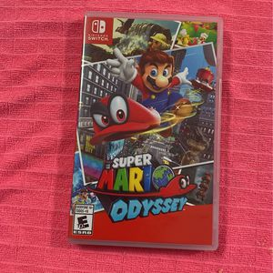 Súper Mario Odyssey For The Nintendo Switch for Sale in Miami, FL