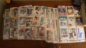 OVER 100 Baseball Cards for Sale in Gibsonton, FL