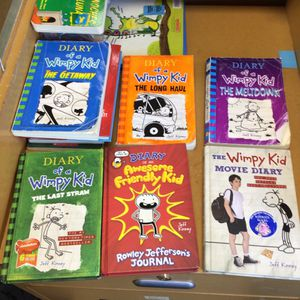 Diary Of A Wimpy Kid Books *sold Separately for Sale in Marlboro Township, NJ