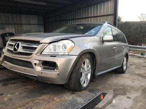 2007 2008 2009 2012 Mercedes Gl 450 for parts for Sale in Plano, TX