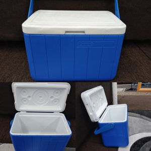 Coleman cooler for Sale in Tampa, FL