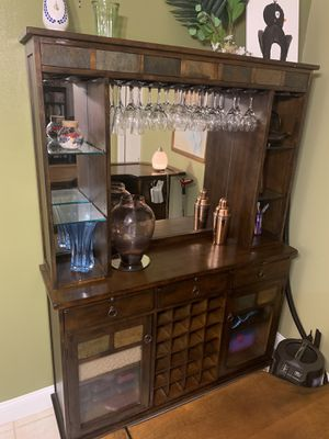 2 Piece Bar Set (+Wine Glass Set) for Sale in Miami, FL